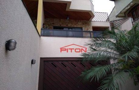 Imagem 1 de 19 de Sobrado Com 3 Dormitórios À Venda, 150 M² Por R$ 770.000 - Vila Feliz - São Paulo/sp - So2120