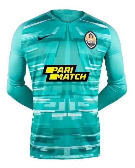 Camiseta Buzo Arquero Shakhtar Donetsk 2019
