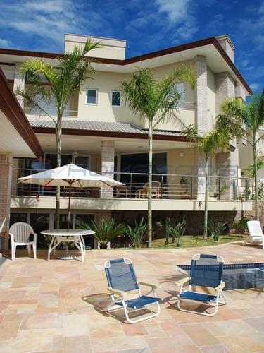 Imagem 1 de 22 de Casa A Venda Alpha Ville Campinas - Imobiliária Campinas - Ca01150 - 69385100