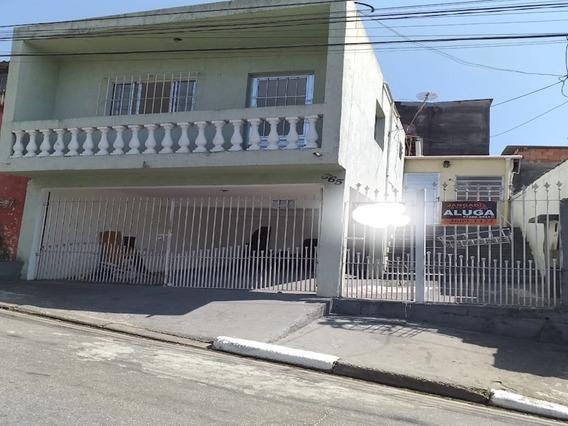 Casa Individual Com 01 Dormitório E 02 Vagas De Garagem - Jardim Santo Antonio - 11536