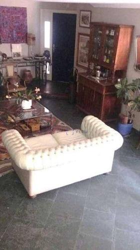 Casa 225m², 4 Dormitorios, 2 Suíte, 2 Vagas - Vila Mariana - Ca0977
