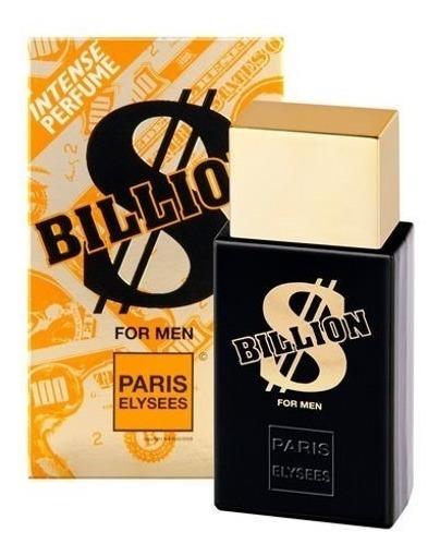 Billion Paris Elysees - Perfume Masculino - Eau De Toilette