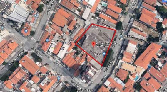 Venda Galpão Acima 1000 M2 Anália Franco São Paulo R$ 6.500.000,00 - 30643v