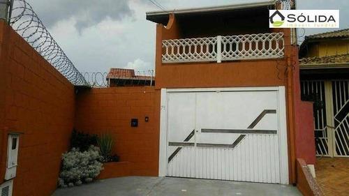 Excelente Casa A Venda - Bairro Pq Cidade Jardim Ii - Jundiaí - Sp - Ca0460