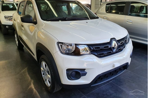 Plan Renault Kwid 1.0 Zen Adjudicado