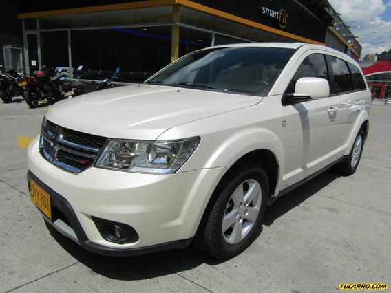 Dodge Journey Se At 2400 7psj