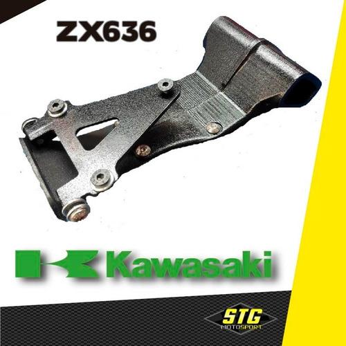 Portapatentes Fender Rebatible Stg Kawasaki Zx636 C/g