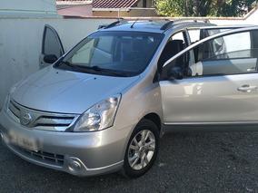 Nissan Grand Livina 1.8 S Flex 5p 2013