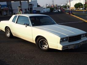 Chevrolet Montecarlo 1984 Clasico Mustang Corvette V8 Muscle
