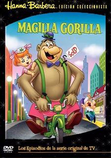 Maguila Gorila,serie Animada,dvd Original