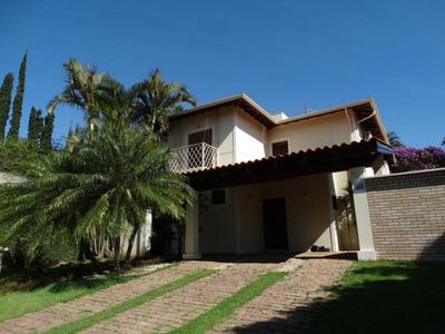 Casa Para Alugar, 270 M² Por R$ 5.000/mês - Condomínio Villa Toscana - Valinhos/sp - Ca2257