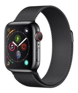 Apple Watch Series 4 44 Mm Black Stainless Steel