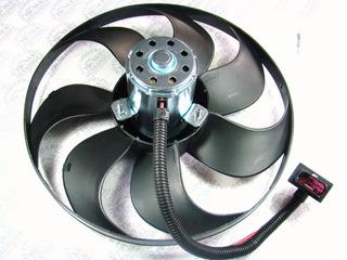 Motor Ventilador Vw Golf Jetta A4 Principal 345mm C-8721
