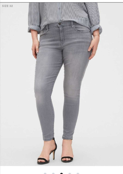 Jeans Sculpt Denim Banana Republic