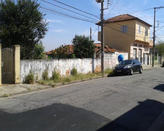 90 - Terreno Grande Na Casa Verde C/ Bairro Do Limão, 722 M²