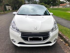 Peugeot 208 Allure 2015/2015 Branco, Excelente Estado!