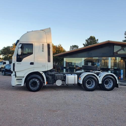Caminhão Iveco Hi-way 440 Cavalo Trucado 6x2 2019 Hi Way