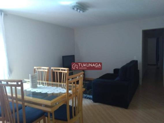 Apartamento Com 2 Dormitórios À Venda, 62 M² Por R$ 300.000 - Vila Nivi - São Paulo/sp - Ap3150