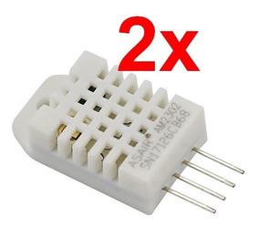 2x Sensor De Umidade Temperatura Dht22 Am2302 Arduino Pic