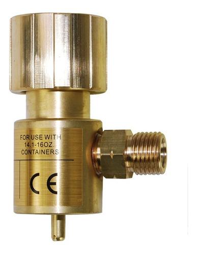 Regulador Express 30 Psi Para 14 Onzas/cilindro De Propano.