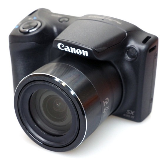 Cámara Canon Powershot Sx430 Zoom 45x Smart Auto Wi-fi Hd
