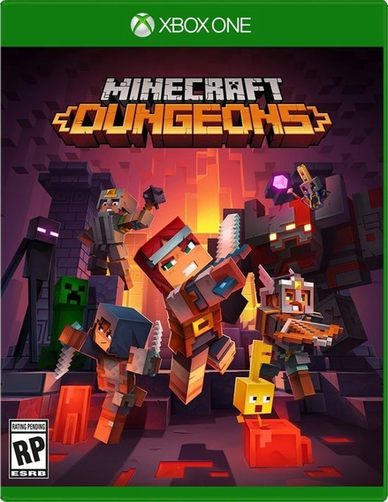 Minecraft Dungeons Hero Edition Xbox One Digital Online