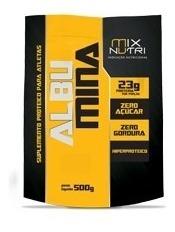 Albumina 500g Mix Nutri (proteína Do Ovo)