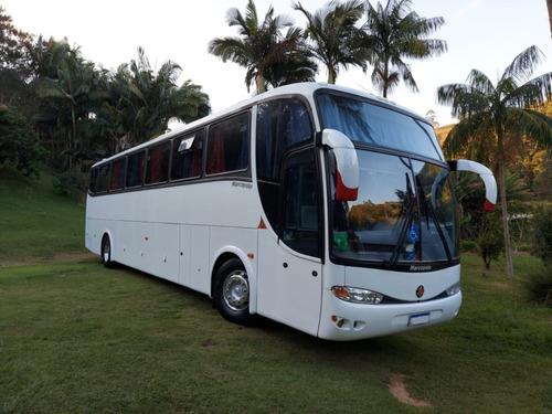 Imagem 1 de 15 de Ônibus Usado Luxo Marcopolo Pardiso 1200 G6 De Fretamentos