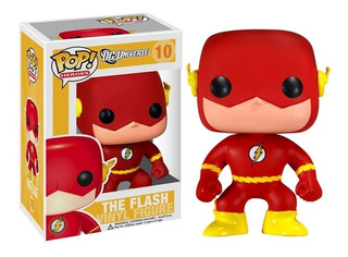 Funko Pop : Dc Universe - Flash #10