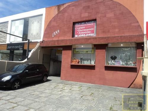 Ótimo Imóvel Para Fins Comercial, Muito Bem Localizado A 700 Metros Do Metrô Faria Lima. - Eb64384