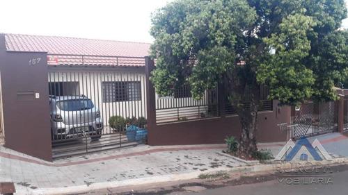 Imagem 1 de 25 de Casa Com 3 Dormitórios À Venda, 120 M² Por R$ 395.000,00 - Jardim Delta - Londrina/pr - Ca1480