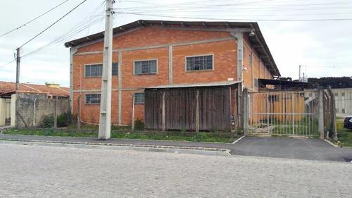 Imagem 1 de 3 de Barracão À Venda, 505 M² Por R$ 1.350.000,00 - Guatupê - São José Dos Pinhais/pr - Ba0028