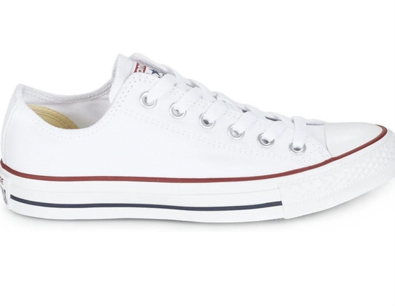 Tênis Converse All-star Lona Branco - Black Friday