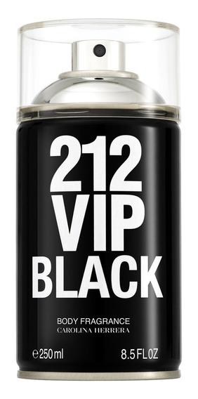 Carolina Herrera 212 Vip Men Black - Body Spray 250ml
