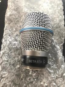 Cápsula Original Beta87 Shure Para Ulx,ur2,u2 Super Oferta