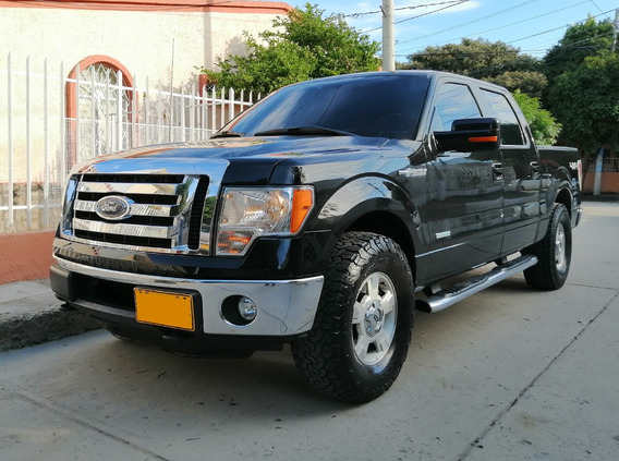 Ford F150 Xlt 4x4 2012 Atomatica Secuencial 4 Puertas