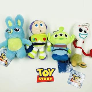Peluche Toys Story 4 Llavero 12 Cm Alto Originales Bellos