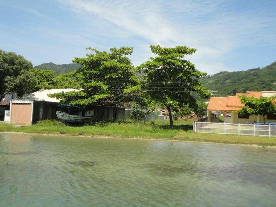 Terreno / Lote / Área - Barra Da Lagoa - Te0075