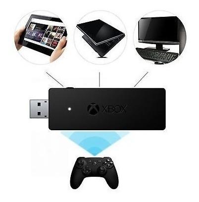 Adaptador Inalámbrico Para Pc Con Receptor Para Xbox One Con