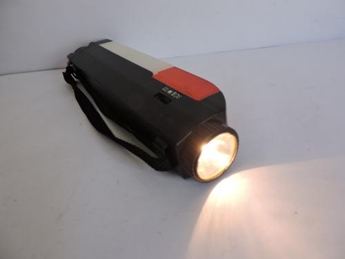 Antiga Lanterna Sinalizador 3 Lampadas