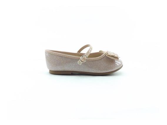 Zapato Guillermina Nena Glitter Brillos Comunion Liquidacion