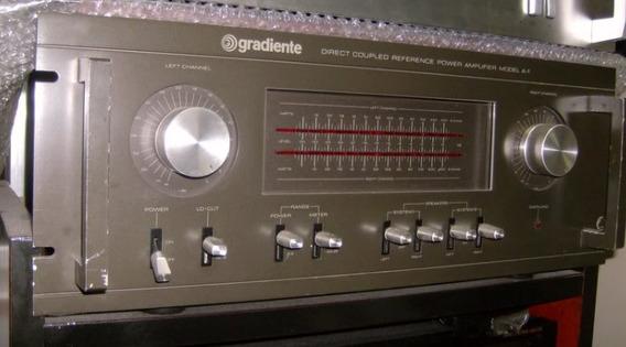 Esquema Elétrico Do Amplificador Gradiente Modelo A-1
