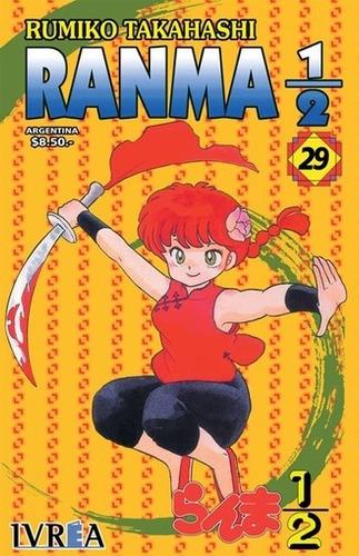 Ranma 1/2 29 - Rumiko Takahashi