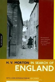 In Search Of England - H. Morton