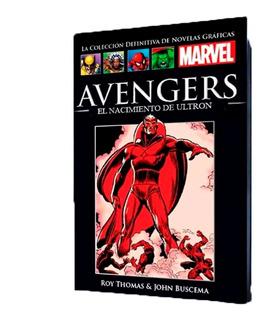Novelas Gráficas De Marvel Nº 078 Avengers Ultron (i:xll)