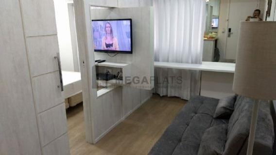 05592 - Flat 1 Dorm, Vila Mariana - São Paulo/sp - 5592