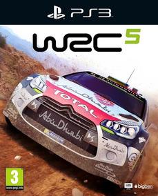 Jogo Ps3 - Wrc 5 Fia World Rally Championship Psn - Envio Já