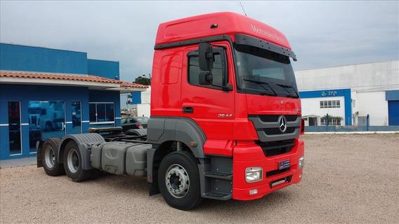 Mercedes-bens Axor 2544 6x2 14/14 Unico Dono