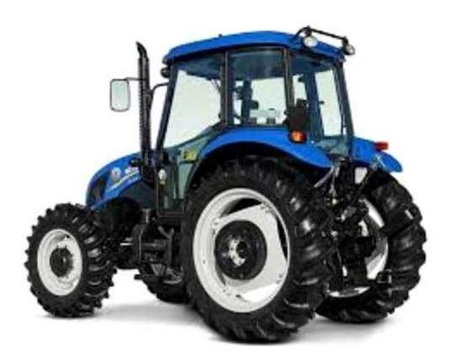 Tractor Agrícola Tl5.100 New Holland Cabinado
