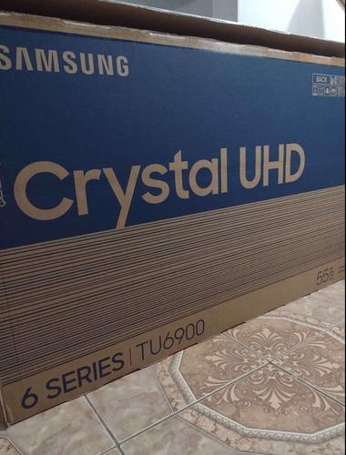 Smart Tv Samsung Crystal Uhd De 55  4k
